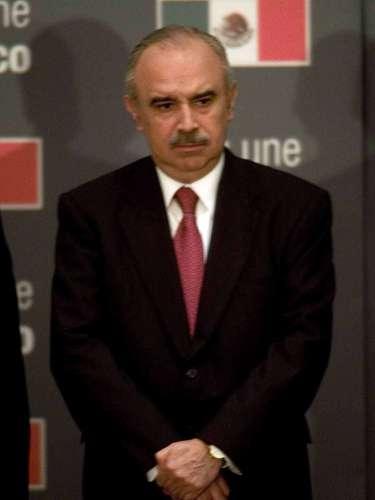 Subsecretaría de Atención Ciudadana y Normatividad de Secretaría de la Función Pública. Julián Alfonso Olivas Ugalde