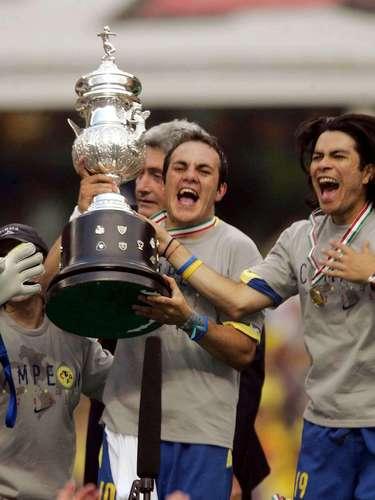Clausura 2005: América