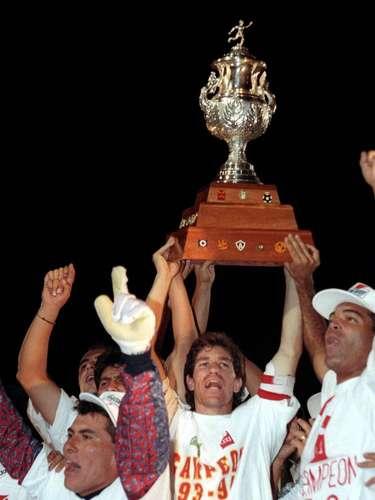 1993-94: Tecos