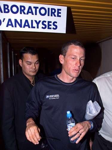 La agencia antidopaje de Estados Unidos (USADA) acusó a Lance Armstrong de ser \