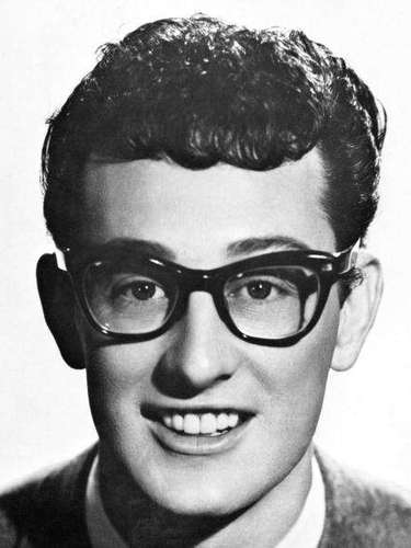 ...and Buddy Holly were involved in a plane accident!  The Big Bopper was also on board.