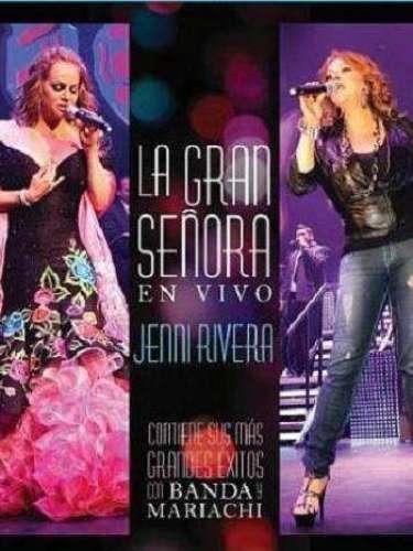 Su segundo compendio en vivo, que además incluyó un DVD, fue el concierto de su gira La Gran Señora. Grabado en el Teatro Nokia de Los Ángeles.
