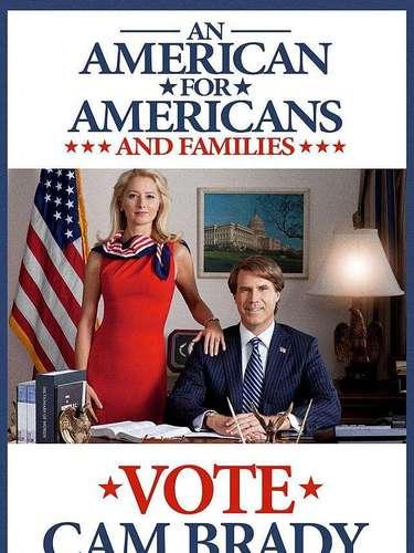 19. The Campaign. Una estrategia clara con respecto a las elecciones presidenciales en donde se mostraban a los dos candidatos en lucha por la presidencia de Estados Unidos.