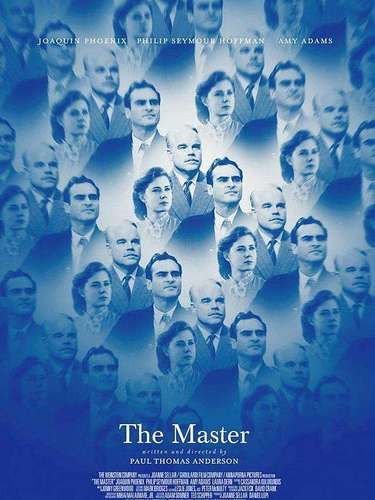 3. The Master. La cinta fue protagonizada por Joaquin Phoenix