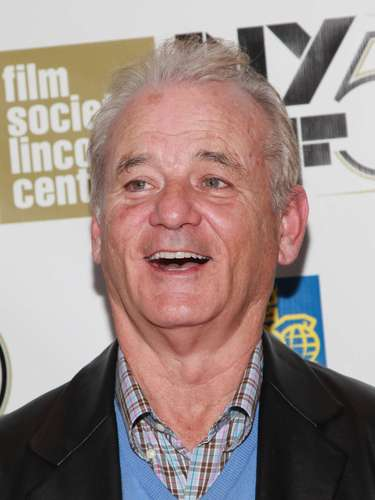 Bill Murray fue nominado por su participación en Hyde Park on Hudson.