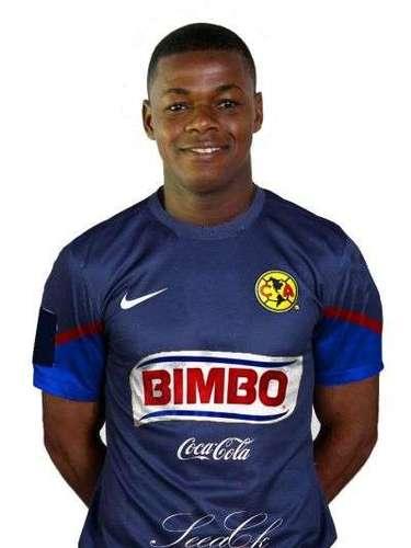Narciso Mina será el compañero ecuatoriano de ataque de Christian Benítez en el América.