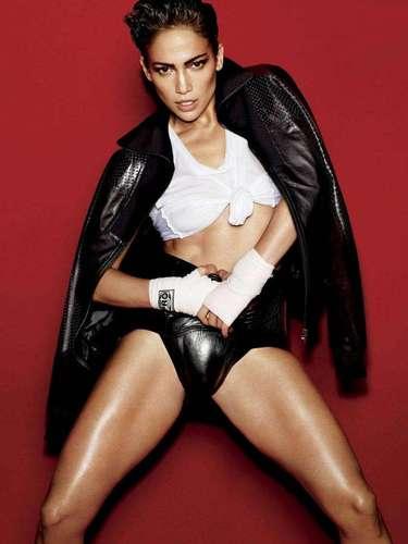 Jennifer Lopez fue de las primeras celebridades en presumir su bien dado trasero. La cantante y actriz puede seguir haciéndolo en sus espectáculos , aun después de tener a sus gemelos.