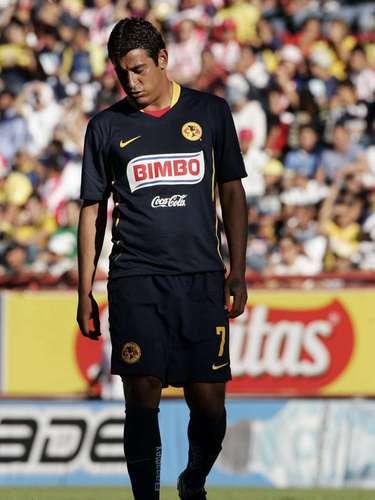 Alfredo Moreno tuvo buenos torneos con Necaxa y San Luis, antes de llegar al América en 2008, donde marcó cuatro goles en 14 partidos.