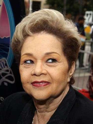 ETTA JAMES  La gran cantante falleció a los 20 días de haber iniciado el año, tras sufrir leucemia.