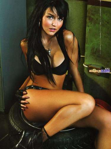 Angelique Boyer ha triunfado en la TV, colocándose entre las actrices más deseadas del espectáculo en México.