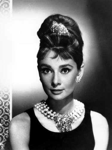 Audrey Hepburn en una escena de \