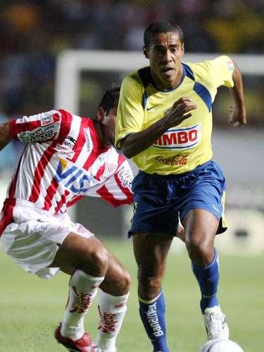 Irenio Soares fue figura en Tigres de 2001 a 2005, pero un año después fracasó en el América.