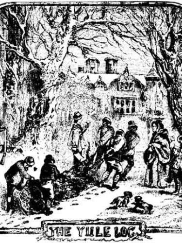 Yul, Yule: Nombre de origen ingles que representa el solsticio de invierno y que está relacionado directamente con la Navidad