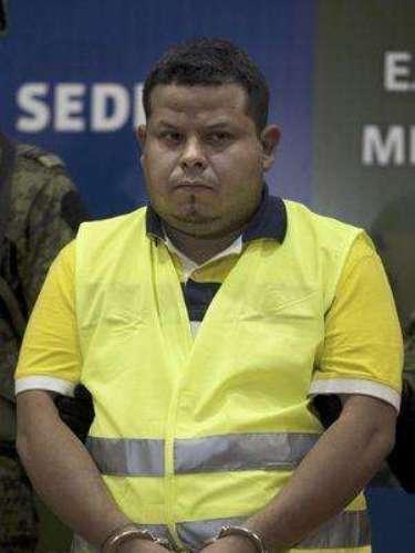 14 de junio del 2012.- El Ejército detuvo a Gregorio Villanueva Salas, alias \