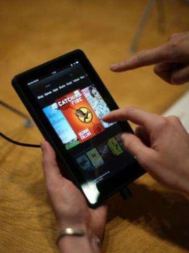 Kindle Fire HD: Amazon.com informó que su tablet Kindle Fire HD, de 199 dólares, ha sido el producto más vendido en el sitio web de la empresa, desde su salida al mercado en septiembre.