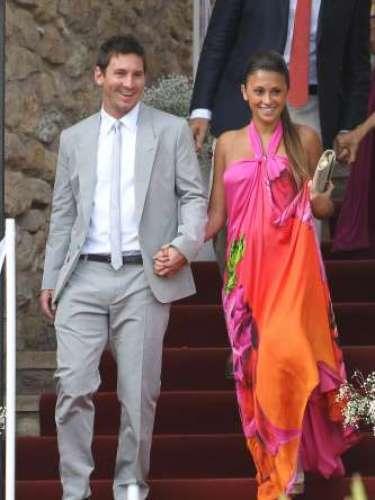 Quienes han contribuido, y mucho, a este aumento de la natalidad vip han sido los jugadores del Barça. Uno de los que fue papá en 2012 fue Messi. Su novia, Antonella, daba a luz a Thiago, su primer hijo el 2 de noviembre en la clínica USP Dexeus de Barcelona.