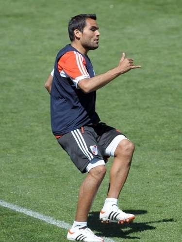 Gabriel Mercado con un 2012 con altibajos por varias lesiones, buscará consolidarse como el lateral derecho del equipo de Ramón.