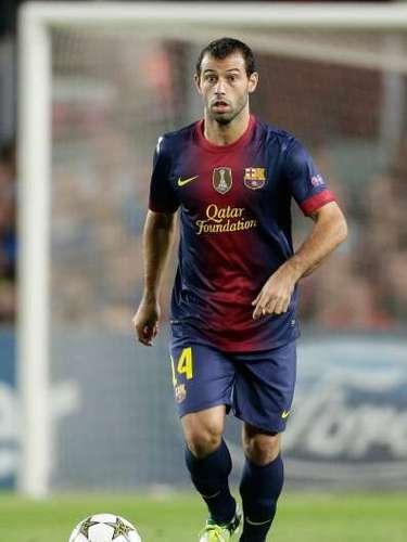 Javier Mascherano (FC Barcelona)