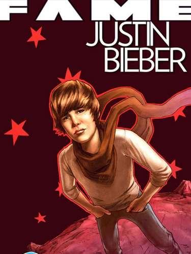 Justin Bieber es otro de los favoritos. El ídolo popcuentacon al menos dos números más en esta serie de cómics.