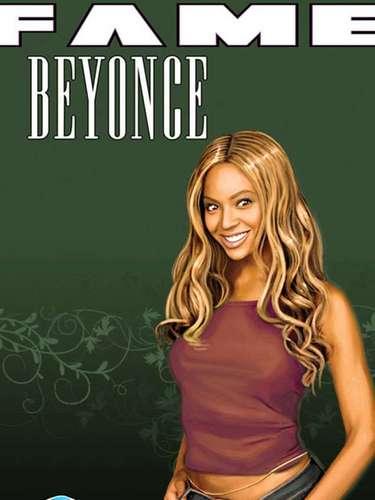 Beyoncé es otra de las bellezas que decoran la portada de otra edición del cómic. Aunque la diva aparece sonriente, los creativos optaron por mostrarla sencilla.