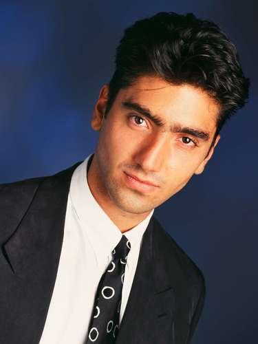 El hijo de Vicente Fernández nació en Guadalajara, Jalisco, en 1971. Foto archivo, circa 1991, a los 20 años/Mexico, 1991.