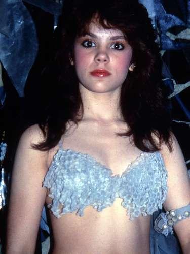 Tatiana tenía 16 años cuando protagonizó la rock opera mexicana \