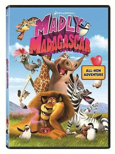 Madly Madascagar: en venta a partir del 29 de Enero y justo en tiempo para celebrar el Día de San Valentín.