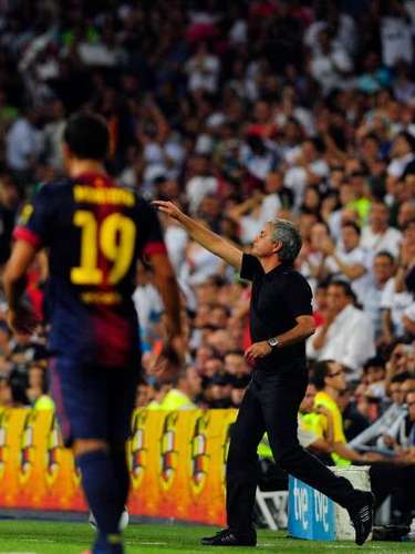 Mourinho constanly complained to La Liga saying they tried to favor Barcelona with a better calendar to make them champions. \