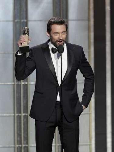 El Mejor Actor en Película, Comedia o Musical, fue Hugh Jackman por su intepretración de Jean Valjean en \
