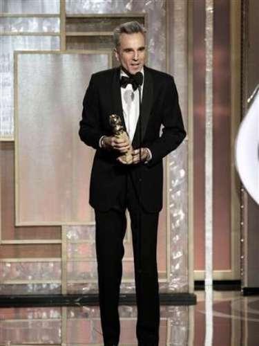 El Mejor Actor en Película, Drama, fue Daniel-Day Lewis por \