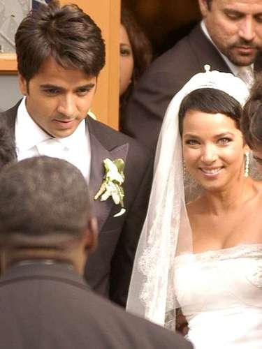 La pareja de ex esposos, quienes se casaron el 3 de junio del 2006 después de que Adamari López venciera el cáncer de seno que la aquejaba, ahora se involucran en una guerra de declaraciones