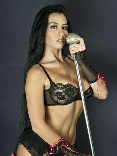 Diosa Canales comparte su belleza a través de su cuenta personal de Twitter @canalesdiosa.