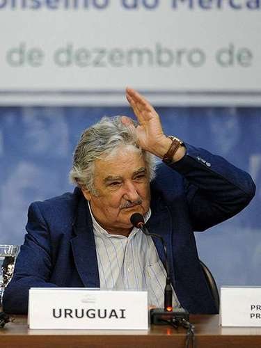 To explain his way of life, Mujica cites Roman Philosopher Seneca: \