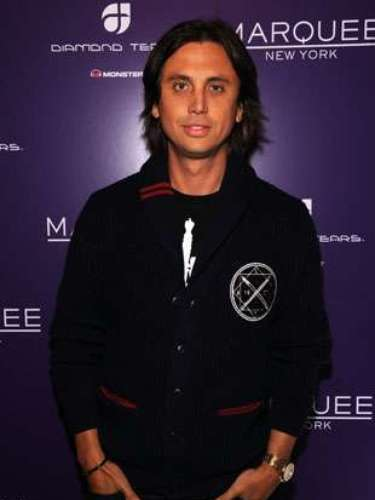 Even Kim Kardashian's bestie, Jonathan Cheban, hit the event.