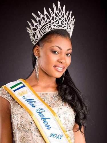 Ella es Ruth Jennifer Ondo Mouchita, la belleza que representará al país de África Central durante la edición número 62 de Miss Universo.
