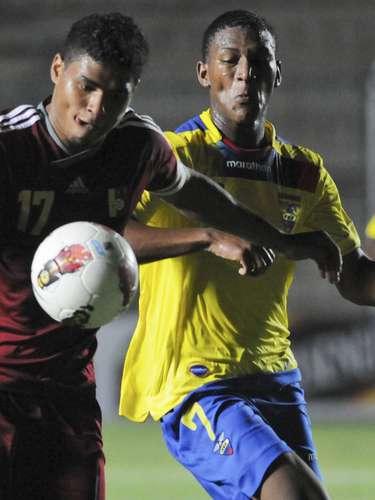 La segunda mitad trajo a una Colombia con más creatividad a la ofensiva.