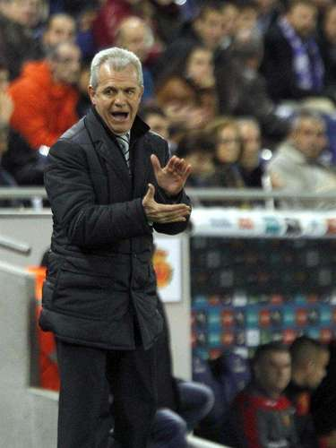 Javier Aguirre collected another victory for Espanyol to escape the relegation zone.