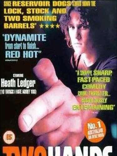 Ese mismo año, Heath Ledger regresó a Australia donde participó en la película 'Two Hands' (1999).