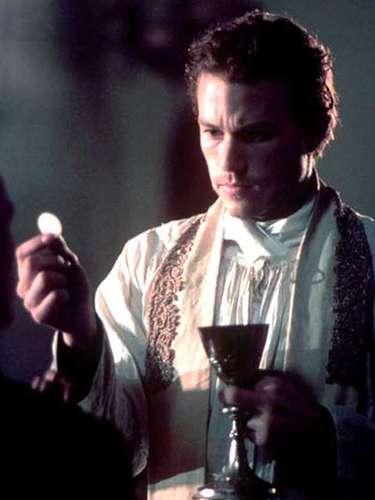 Otra de sus películas de 2003 fue 'El Devorador de Pecados', que a pesar de tener el apoyo de una gran compañía cinematográfica, no obtuvo tan buenos resultados como se esperaba. En ese entonces, Heath estuvo a punto de ganar el rol principal en el filme 'Alexander', de Oliver Stone, pero lo perdió a manos de Colin Farrell.