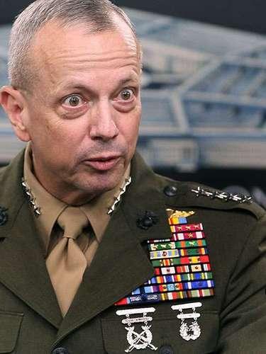 Sin embargo, luego de una investigación, funcionarios del Pentágono informaron que Allen había sido absuelto de la supuesta conducta inapropiada.