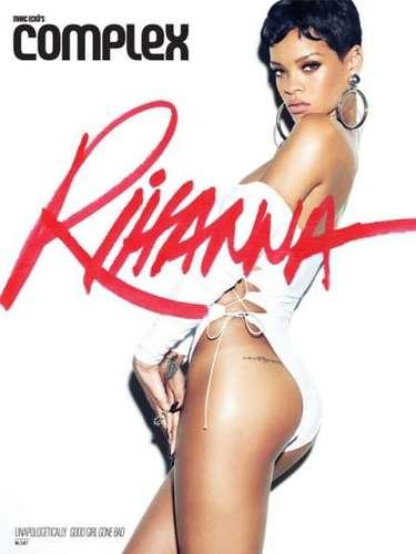 La revista decidió hacer un tributo a la carrera musical de la cantante y realizó siete portadas por cada uno de los discos lanzados en los últimos siete años.