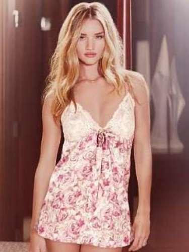 Rosie está considerada una de las modelos más bellas y mejor pagadas del mundo.
