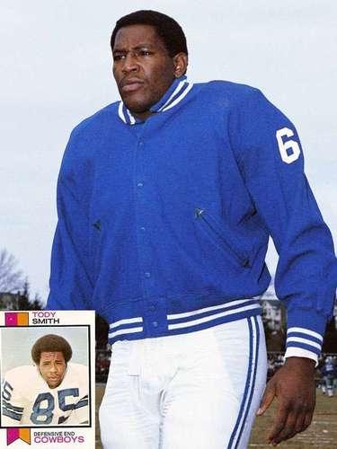 Bubba y Tody Smith. Si el gran defensivo Bubba Smith jugó los SBIII y SBV con Potros de Baltimore y su hermano Tody con los Vaqueros de Dallas en el SBVI.