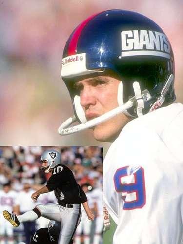 Matt y Chris Bahr. Los dos fueron pateadores claves en la historia del Super Bowl. Matt jugó con los Acereros de Pittsburgh en el SBXIV y Gigantes de Nueva York en SBXXV. Su hermano Chris jugó con los Raiders de Los Ángeles en el SBXV y SBXVIII.