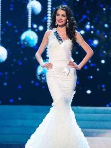 Miss Rumania, Delia Duca