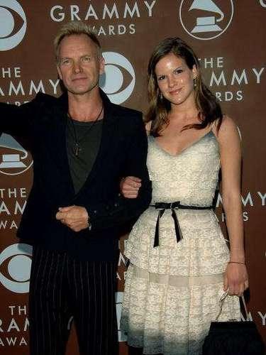 La hija del cantante Sting se llama Fuchsia Katherine Summer.