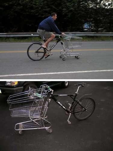 Adiós a esas canastas diminutas de bicicleta a las que no les cabía nada.