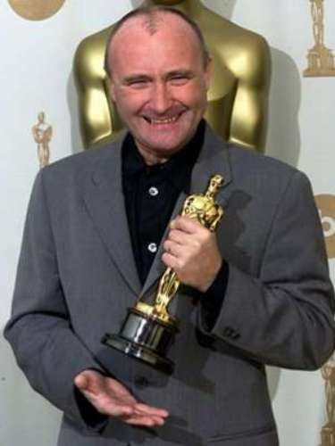 En 1999, Phil Collins ganó el Oscar por 'You'll Be in My Heart', canción que forma parte del soundtrack de la película 'Tarzan'.