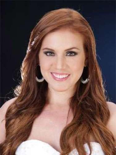 María Fernanda González Echeverría - Guayas . Tiene 25 años de edad, su estatura es de 1.72 metros y como idioma adicional domina el inglés.