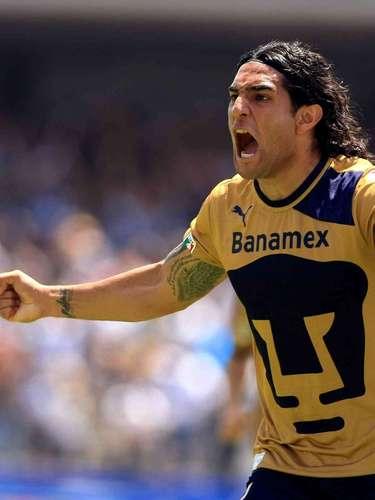 Martín Bravo se ha recuperado de su lesión y podría iniciar a Cruz Azul, su explosividad suele generar mucho peligro a las defensas rivales